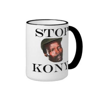 PARE la taza de KONY 2012