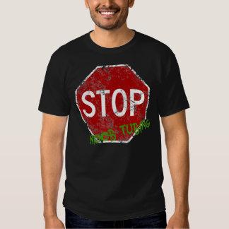 Pare la tubería de Noob Camisetas
