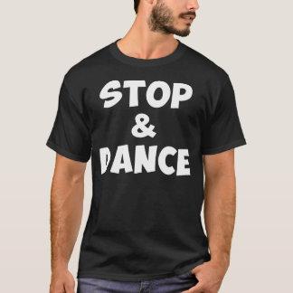 Pare y baile la camisa