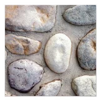 Pared de la roca comunicado personal