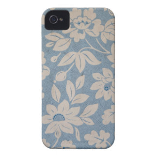 Pared floral carcasa para iPhone 4 de Case-Mate