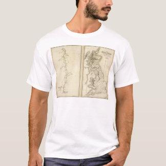 Pared romana en Gran Bretaña Camiseta