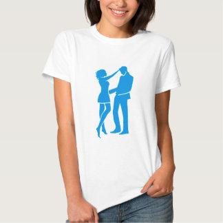 Pareja couple camiseta
