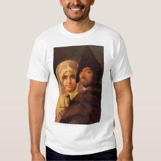 Pareja de Majos', Lorenzo_Groups y figuras Camiseta