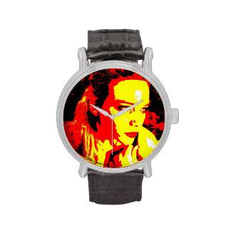 Parentescos maníacos 2 reloj