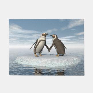 Pares de los pingüinos