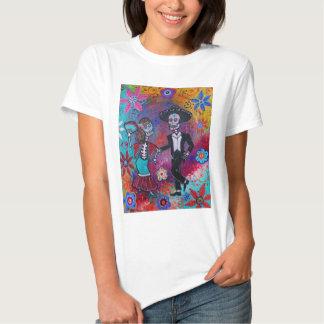 Pares del baile del Mariachi de Bailar del Camisetas