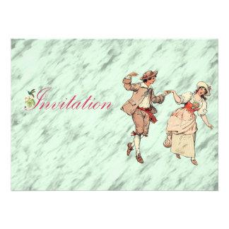 Pares del Commoner del Victorian del baile Comunicados Personales