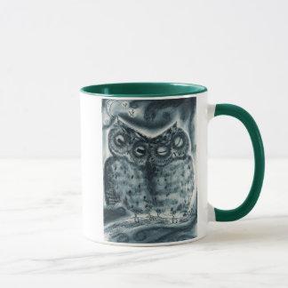 Pares del noctámbulo - taza de café