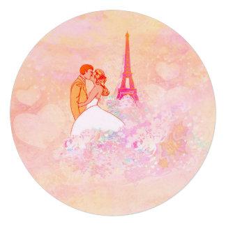 pares en la invitación de París