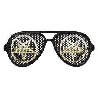 Parias del guerrero de la sombra 2,0 aviadores gafas de fiesta