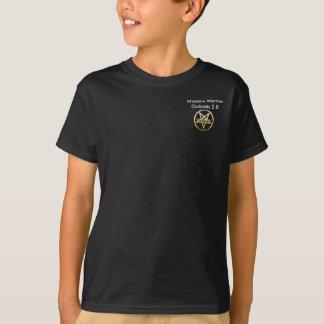 Parias del guerrero de la sombra 2,0 camisetas