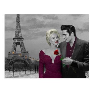 París B&W Postal