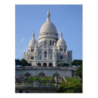 París - Basílica del Sacr�-Coeur - Tarjeta Postal