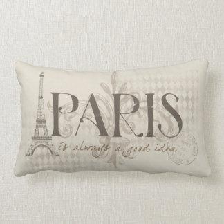 París es siempre una buena almohada de la idea