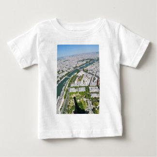 París, Francia Camiseta De Bebé