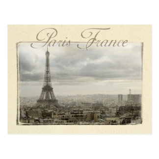 París Francia Postal