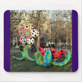 París - Jardin de Tuilleries Alfombrilla De Ratón