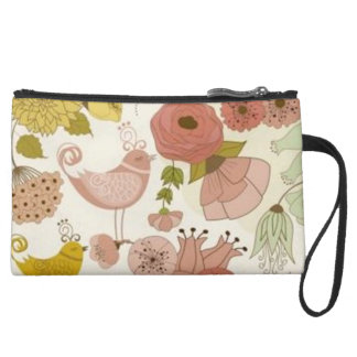 """Paris-Spring* Mini-Clutch_Purse_Floral+II color Miniclutch De Ante"