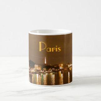 París, taza del nuit del la