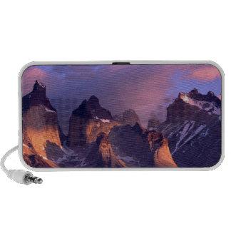 Park Cuernos Del Paine los Andes Ains Chile Laptop Altavoces