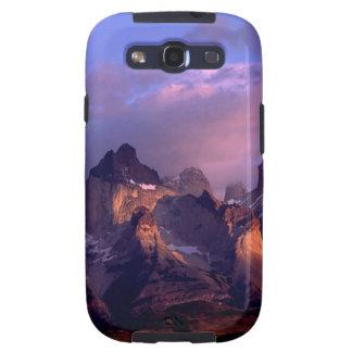 Park Cuernos Del Paine los Andes Ains Chile Galaxy S3 Carcasa