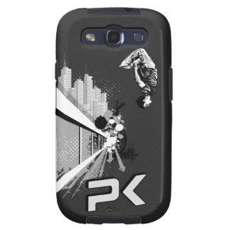 Parkour Backflip Samsung Galaxy SIII Funda