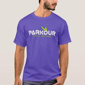 Parkour - camisetas