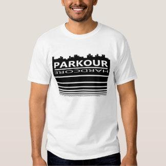 Parkour incondicional camiseta