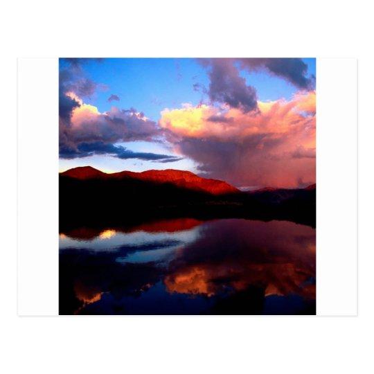 Parque alto sobre Elbert Colorado Postal