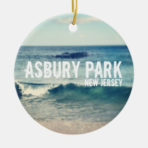 Parque de Asbury - 2013 - recuperación en la orill Ornamento De Reyes Magos