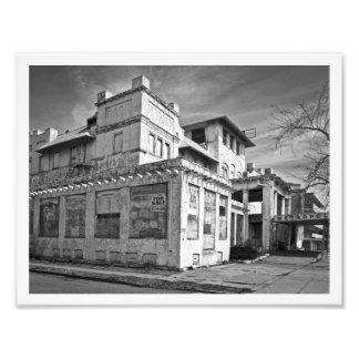"""Parque de Asbury del """"hotel metropolitano"""", NJ Impresion Fotografica"""