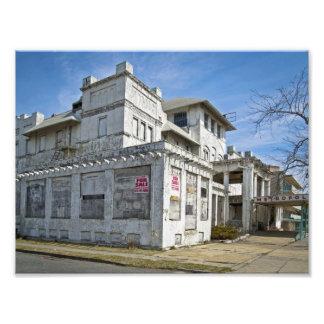 """Parque de Asbury del """"hotel metropolitano"""", NJ Impresiones Fotograficas"""