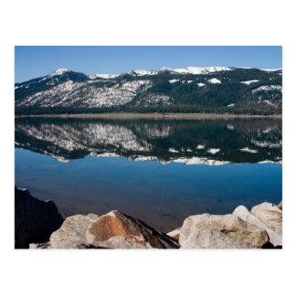 Parque de estado de la cascada del lago - Idaho Postal