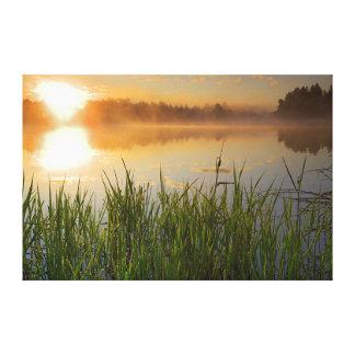 Parque de estado de los E.E.U.U., Idaho, lago Lona Estirada Galerías