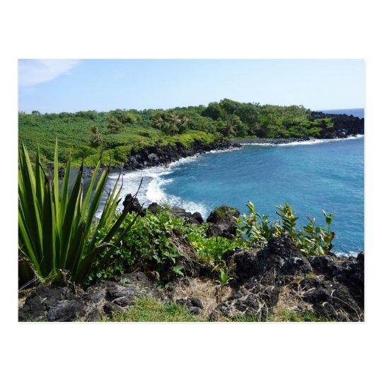 Parque de estado de Waianapanapa, Maui Postal