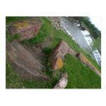 Parque de estado partido de Rock Creek Garretson,  Tarjeta Postal