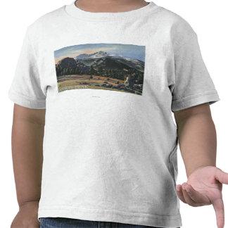 Parque de Estes, Colorado - desea la visión máxima Camisetas