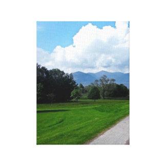 Parque de Killarney Impresión En Lienzo