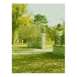 Parque de la arboleda de la torre: St. Louis, MES Postal