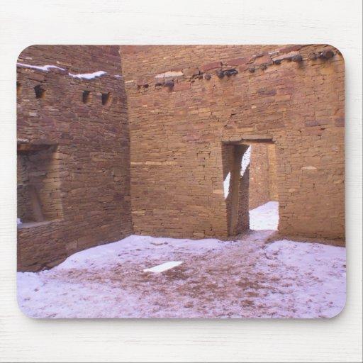 Parque histórico nacional de la cultura de Chaco Tapete De Ratón