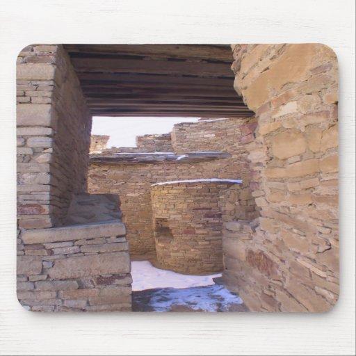 Parque histórico nacional de la cultura de Chaco Tapete De Raton
