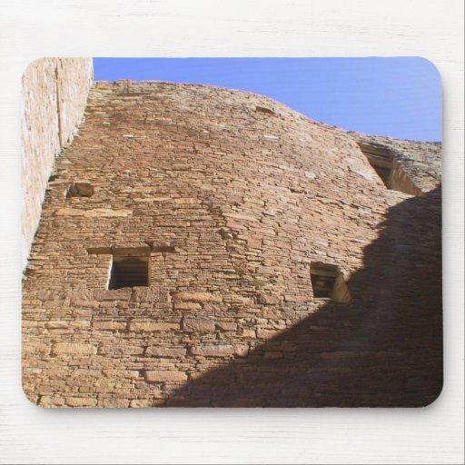 Parque histórico nacional de la cultura de Chaco Alfombrillas De Ratón