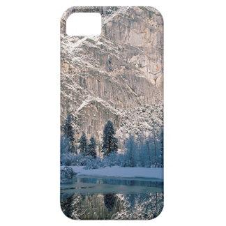Parque los E.E.U.U. de Yosemite iPhone 5 Cárcasa