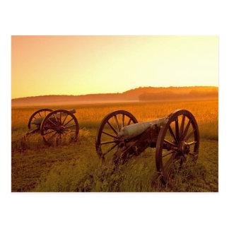 Parque militar nacional Arkansas de Ridge del Postal