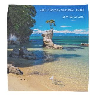 Parque nacional de Abel Tasman, pañuelo de Nueva