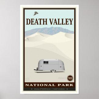 Parque nacional de Death Valley Posters