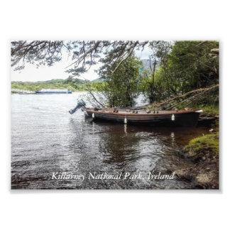 Parque nacional de Killarney, Irlanda Impresion Fotografica