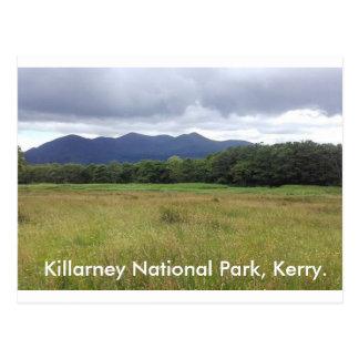 Parque nacional de Killarney, Killarney, Kerry Postal