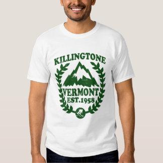 PARQUE NACIONAL DE KILLINGTONE WERMONT EST.1958 CAMISETA